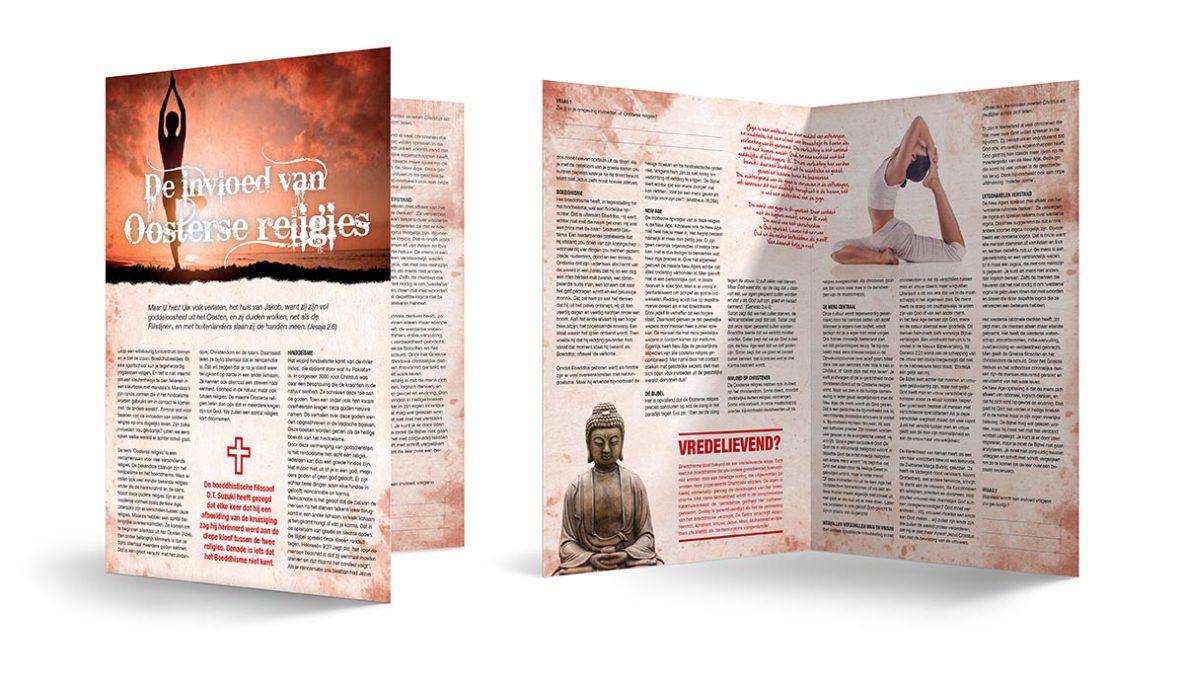 Bijbelstudie 24. De invloed van Oosterse religies.