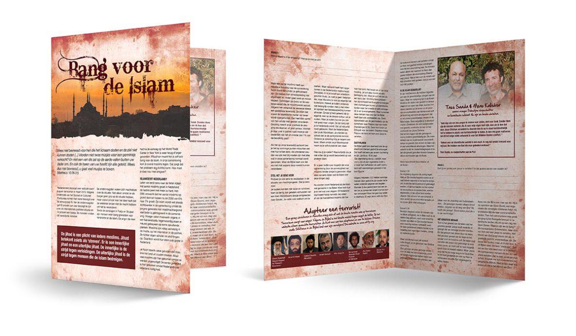 Bijbelstudie 13. Bang voor de Islam.