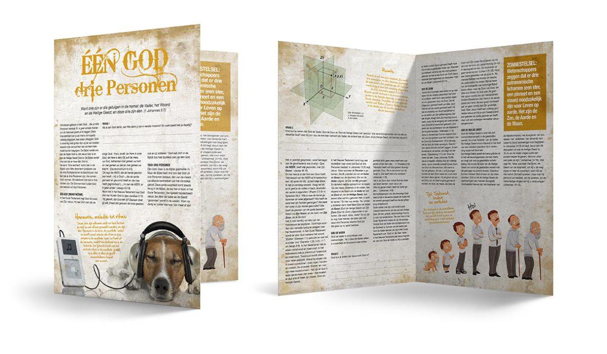 Bijbelstudie 23. Eén God, drie Personen.